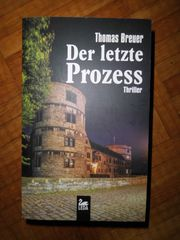 Buch Roman Thomas Breuer Der