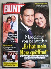 NEU - Zeitschrift BUNTE Nr 45