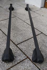 Thule Dachträger Squarebar und Reling-Befestigungsfüße