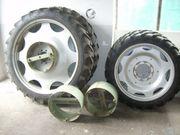 4x Pflegereifen Traktor Michelin 9