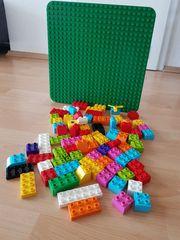 Lego Duplo große Bauplatte mit