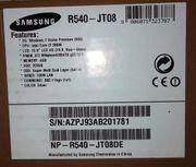 Laptop Samsung R540 - JT08 zu