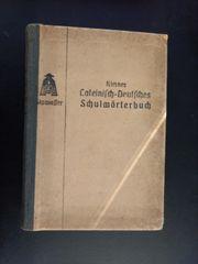 Kl Lat -D Schulwörterbuch von