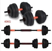 40 kg Einstellbare Hantel Set