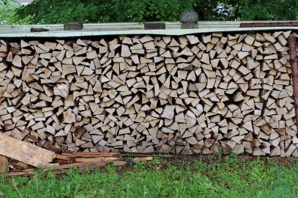 Brennholz Fichte