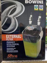 Fluval -U2 AquarienFilter Pumpe Aussen