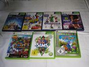 Original XBOX-Spiele