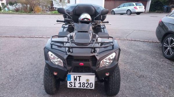 Lof Quad Kymco 250 R