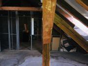 Lager- Abstellraum im Dachgeschoss