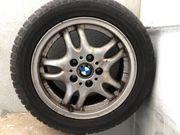 BMW Doppelspeichen Alufelgen Jx16IS46 für