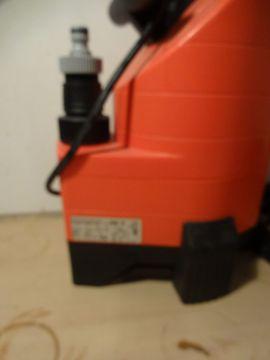 Geräte, Maschinen - Schmutzwasserpumpe