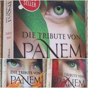 Taschenbücher - Die Tribute von Panem -