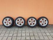 4 Pirelli Alu-Winterräder 205 55