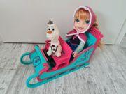 Disney Frozen Anna Olaf und