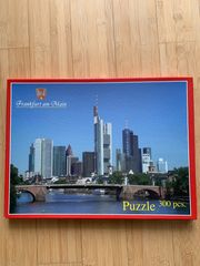 PUZZLE Frankfurt am Main Skyline