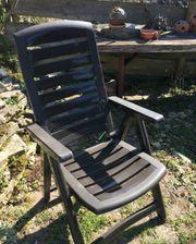 Gartenmöbel Set 6 Stühle und