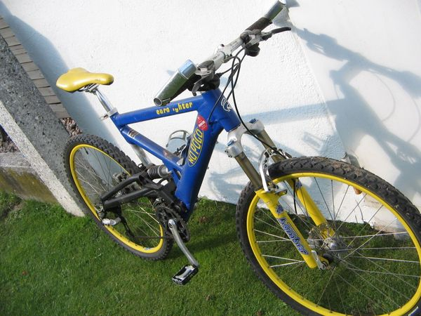 CENTURION-26-ZOLL-NO-POGO-EURO-FIGHTER-MOUNTENBIKE-XL-FULLY-NP 949 --FP 249 --