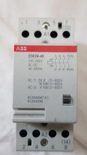 Installationsschütz ABB ESB 24-40