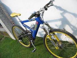 CENTURION-26-ZOLL-NO-POGO-EURO-FIGHTER-MOUNTENBIKE-XL-FULLY-NP:949,--FP:229,--