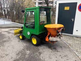 Traktoren, Landwirtschaftliche Fahrzeuge - John Deere 415 Traktor