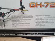 Funkferngesteuerter Helikopter 4 Kanal Mit