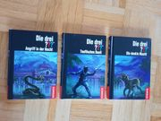Die drei Bücher Angriff in