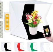 Foto Box Fotozelt Lichtzelt 40