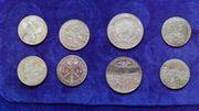 Silbermünzen-Nachprägungen