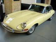 Frontscheibe - JAGUAR E-TYPE SERIE I