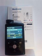 Medtronic Insulinpumpe 670 G Next