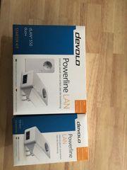 Devolo Powerline starter Kit und