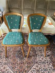 Eichenstühle rustikal