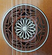 Laute Gitarrenlaute antik spielbereit