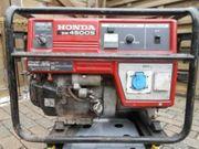 Generator honda em 4500 s