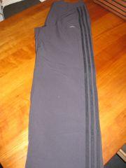 adidas Sporthose schwarz Gr 38