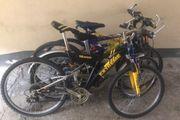 Zu Verkaufen 5 Fahrräder zum