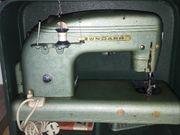 antike Nähmaschine von Zündapp