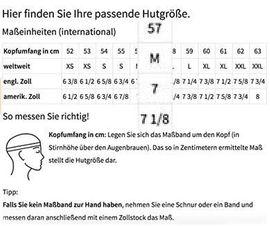 Herrenhut BUGATTI Gr 57 blau: Kleinanzeigen aus Östringen - Rubrik Herrenbekleidung
