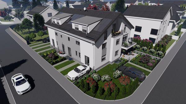 Ansprechende 4-Zimmer-Etagenwohnung mit Ost-Balkon