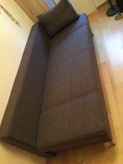 Schlafcouch Liegefläche 140x200 cm