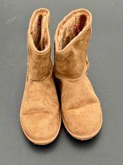 Boots Stiefel Stiefeletten Größe 39