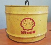 Altes Schell-Ölfass