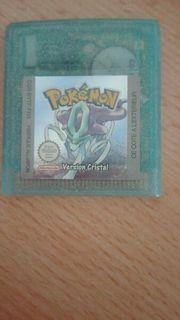 Pokemon Cristal Kristall Crystal