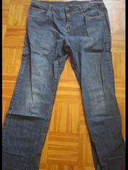 Jeans Männer Größe 54