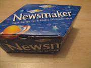NEWSMAKER Kartenspiel NEU