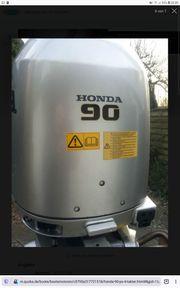 Honda Aussenborder Langschaft 90 PS