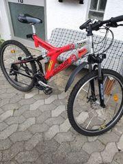 Herren Jugend fahrrad BULLS 26