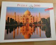 Puzzle -2000 Teile - Blatz 968
