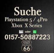 Suche Sony Playstation 5 4Pro