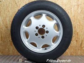Sommer 195 - 295 - 4x Mercedes Borbet Alufelgen 7x15